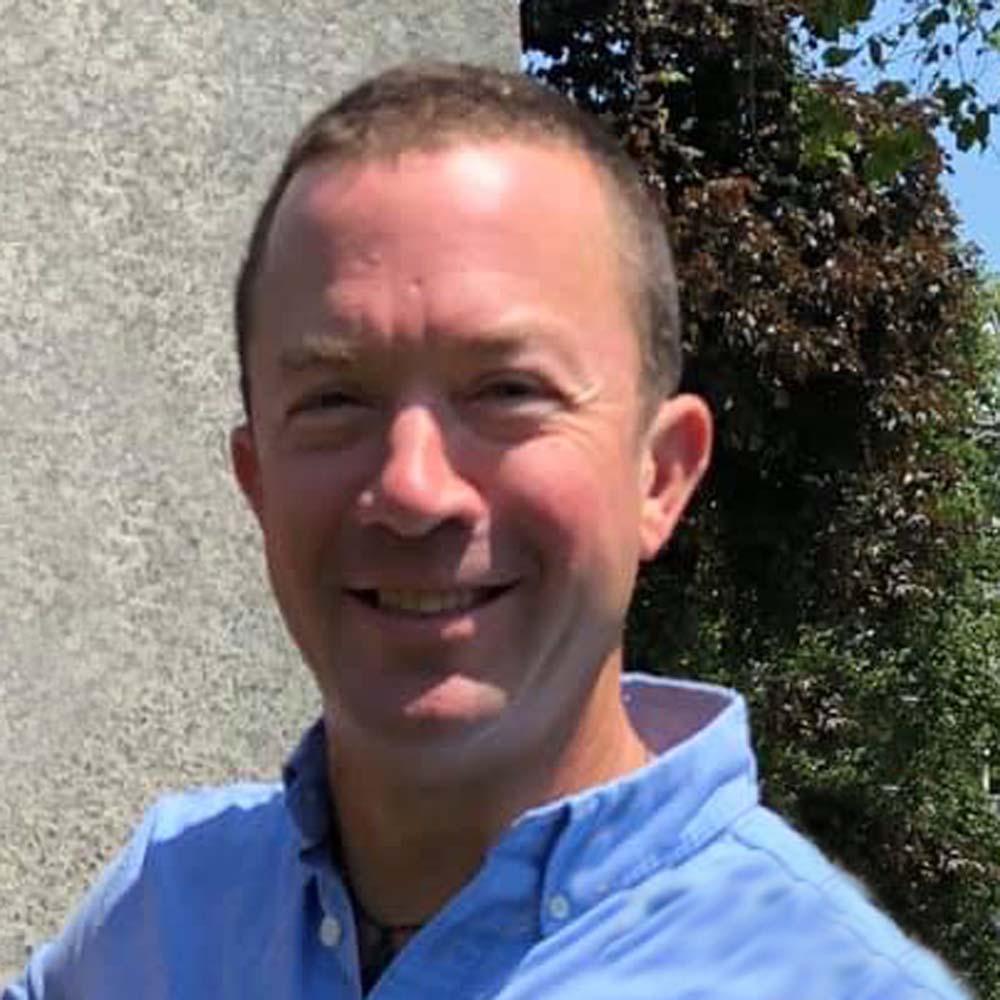 Pastor Steve Biegner
